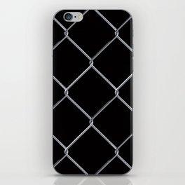 Black Chainlink iPhone Skin