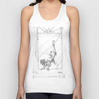 peter pan Tank Tops featuring Peter Pan by Kizzy Anel