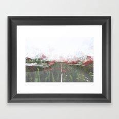 Poppy Ave Framed Art Print