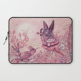 Tuscan Red Moondance Laptop Sleeve