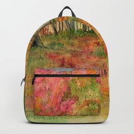 Autumn Woodlands Backpack