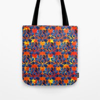 dylan Tote Bags featuring Dylan by Bunyip Designs