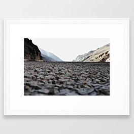 Natural Textures Framed Art Print