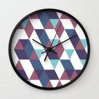 Trangled Wall Clock