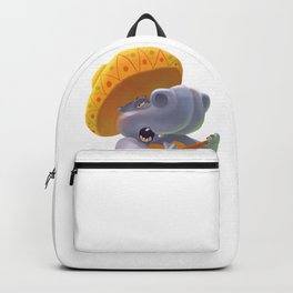 Happy Hippo Backpack