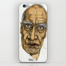 Wilko Johnson iPhone Skin