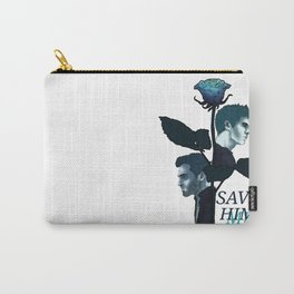 Sterek Save Me Print Carry-All Pouch