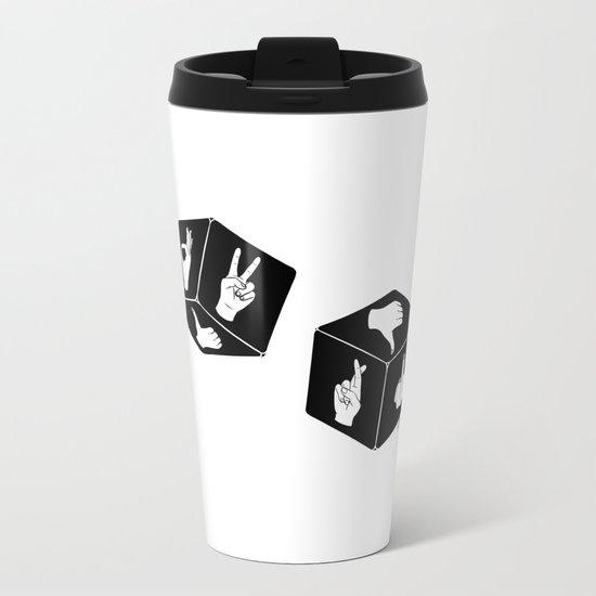 Current Mood Metal Travel Mug
