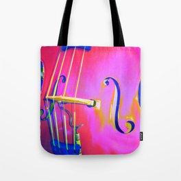 Hot Bass Miller Tote Bag