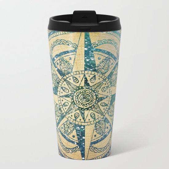Voyager III Metal Travel Mug