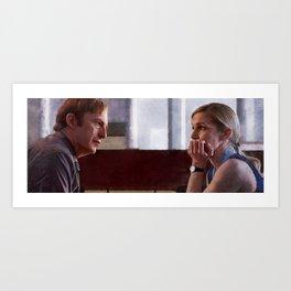 Broken Dreams - Better Call Saul Art Print