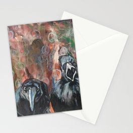 Caws for Peace Stationery Cards