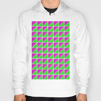 80s Hoodies featuring 80s baby by Kyle McDonald