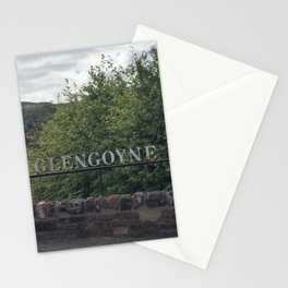 Some whiskey and a climb Stationery Cards
