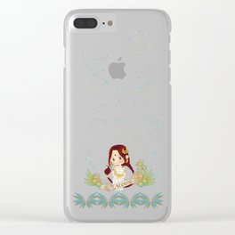 SCORPIO my cute horoscope Clear iPhone Case
