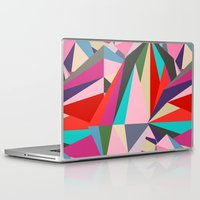 battlefield Laptop & iPad Skins featuring The Battlefield by Norman Duenas