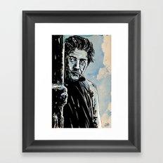 Ratso Rizzo Framed Art Print