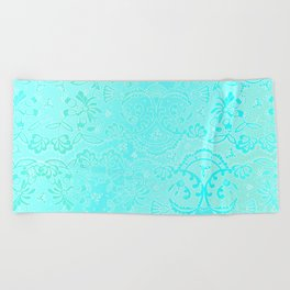 Mandala Creation 10 Beach Towel