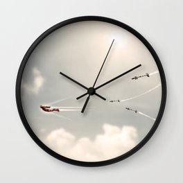 IRONMAN - Fly Boy Wall Clock