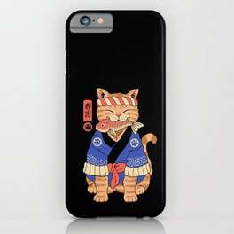 Sushi Meowster iPhone Case