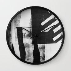 Monotype I Wall Clock