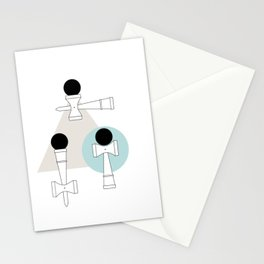 Kendama / passion obsession 1.1 Stationery Cards