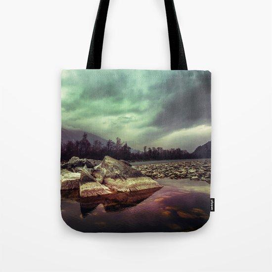 Mystic River Tote Bag