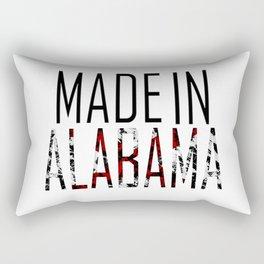 Made In Alabama Rectangular Pillow