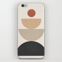 Geometric Modern Art 31 iPhone Skin