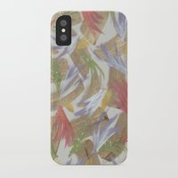 easter iPhone & iPod Cases featuring Easter by Kat Dermane