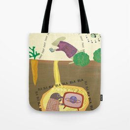 Cages Tote Bag