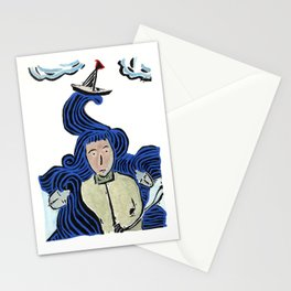 Ebb Tide Stationery Cards