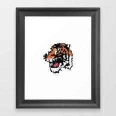 Low Resolution Framed Art Print