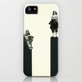 No Man is an Island iPhone Case