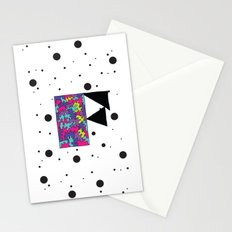 Letter F Stationery Cards