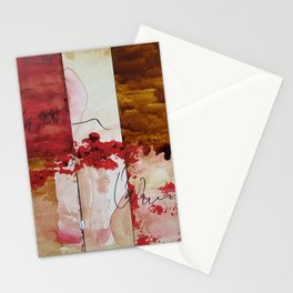 Bleeding Stationery Cards