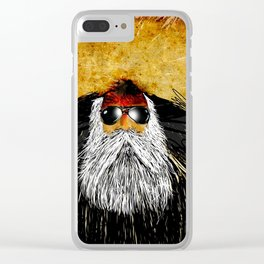 Jango Baba Clear iPhone Case