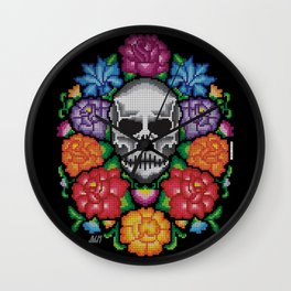 The traditional death Wall Clock