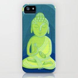 Buddha D iPhone Case