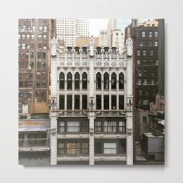 NYC Vibe Metal Print