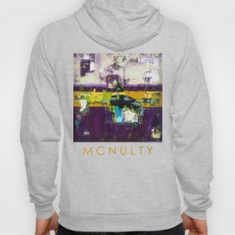 Controversy Prince Deep Purple Abstract Painting Modern Art Hoody