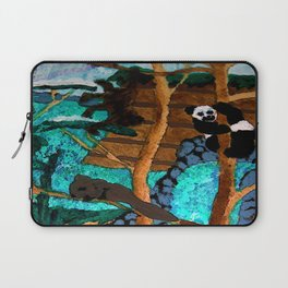 Into the Forest Laptop Sleeve