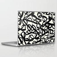 frames Laptop & iPad Skins featuring Frames by MORE BY JAMIE PRESTON