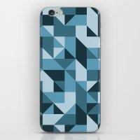 industrial iPhone & iPod Skins featuring Industrial by Matt Borchert