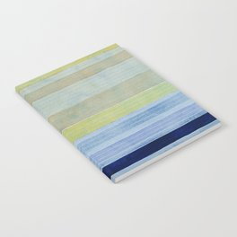 Colorbands Daylight Blue and Yellow Notebook