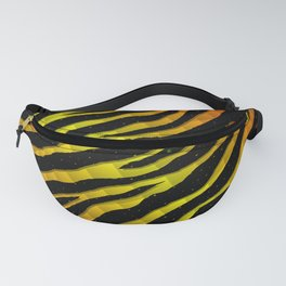 Ripped SpaceTime Stripes - Rainbow OYR Fanny Pack
