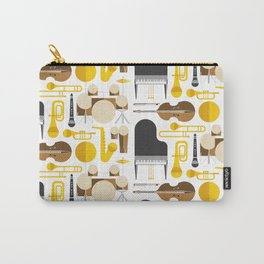 Jazz instruments Carry-All Pouch