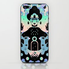 Las lunas de Frida iPhone & iPod Skin