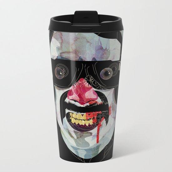 Alonso Quijada 02 Metal Travel Mug