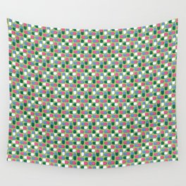 Colorful pills Wall Tapestry
